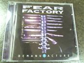 FEAR FACTORY: DEMANUFACTURE!
